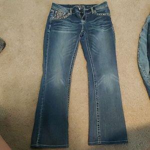 Grace la camo jeans size 31